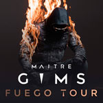 MAITRE GIMS: BUS NANTES + CARRE OR