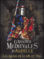 LES GRANDES MEDIEVALES D'ANDILLY