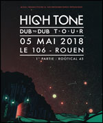 HIGH TONE + ROOTICAL 45