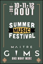 SUMMER MUSIC FESTIVAL - PASS 3 JOUR