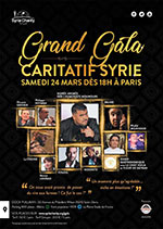 GRAND GALA SYRIE