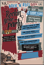 ROCKIN GONE PARTY 15