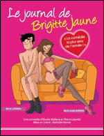 LE JOURNAL DE BRIGITTE JAUNE