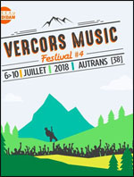 VERCORS MUSIC FEST - PASS WEEK-END