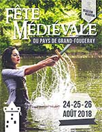FETE MEDIEVALE GRAND FOUGERAY P.2J
