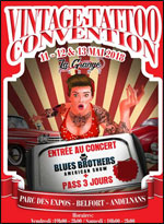 VINTAGE TATTOO CONVENTION