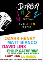 DURBUY JAZZ FESTIVAL - PASS 2 JOURS
