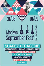 MODAVE SEPTEMBER FEST' 18 - PASS MS