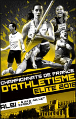 CHAMPIONNATS DE FRANCE ELITE 2018