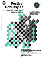 FESTIVAL DEBUSSY - PASS 4 JOURS