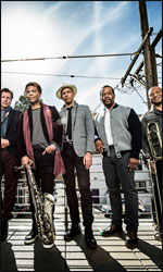 SFJAZZ COLLECTIVE A 21H00