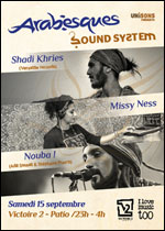 ARABESQUES SOUND SYSTEM