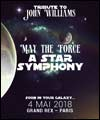 Réservation TRIBUTE TO JOHN WILLIAMS