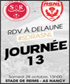 Réservation STADE DE REIMS / AS NANCY LORRAINE