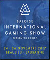 Réservation BALOISE INTERNATIONAL GAMING SHOW