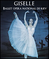 Réservation BALLET OPERA NATIONAL DE KIEV