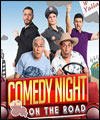 Réservation COMEDY NIGHT ON THE ROAD