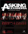 Réservation ASKING ALEXANDRIA + GUESTS