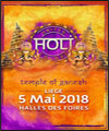 Réservation UNITED HOLI COLORZ 2018