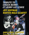 Réservation TRIBUTE CHUCK BERRY JERRY LEE LEWIS