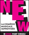 Réservation NEW - COMEDIE MUSICALE IMPROVISEE