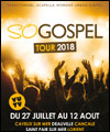 Réservation SO GOSPEL TOUR 2018 SAINTES