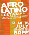 Réservation AFRO-LATINO FESTIVAL 2018